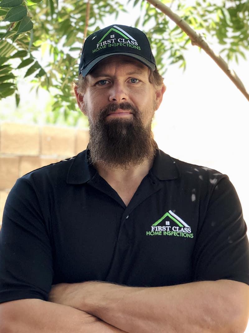 Nick Bigelow Phoenix AZ - Home Inspector Nick Bigelow